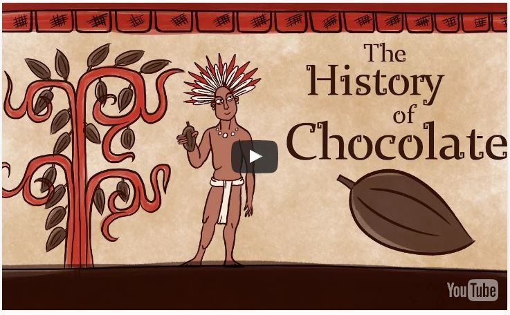 The history of chocolate – Deanna Pucciarelli