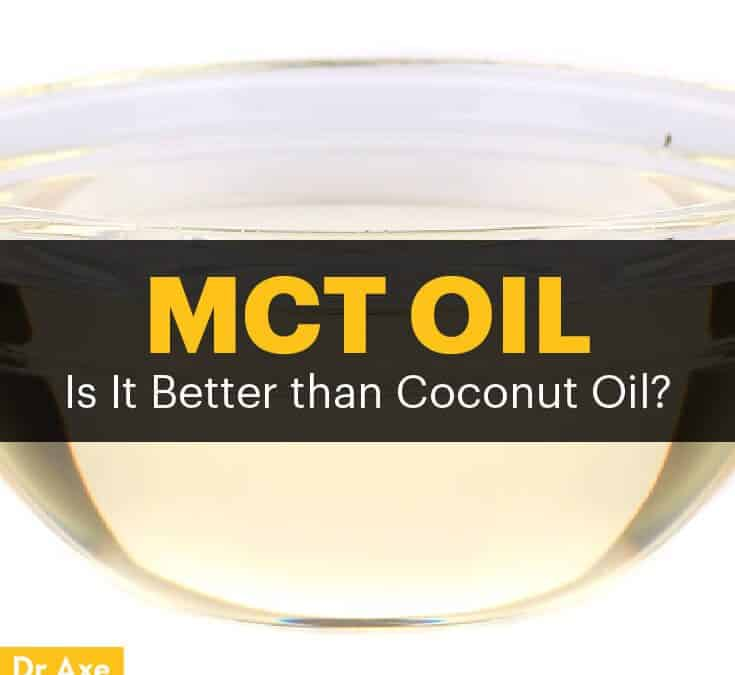 What are MCT's and what's so special about MCT oil?